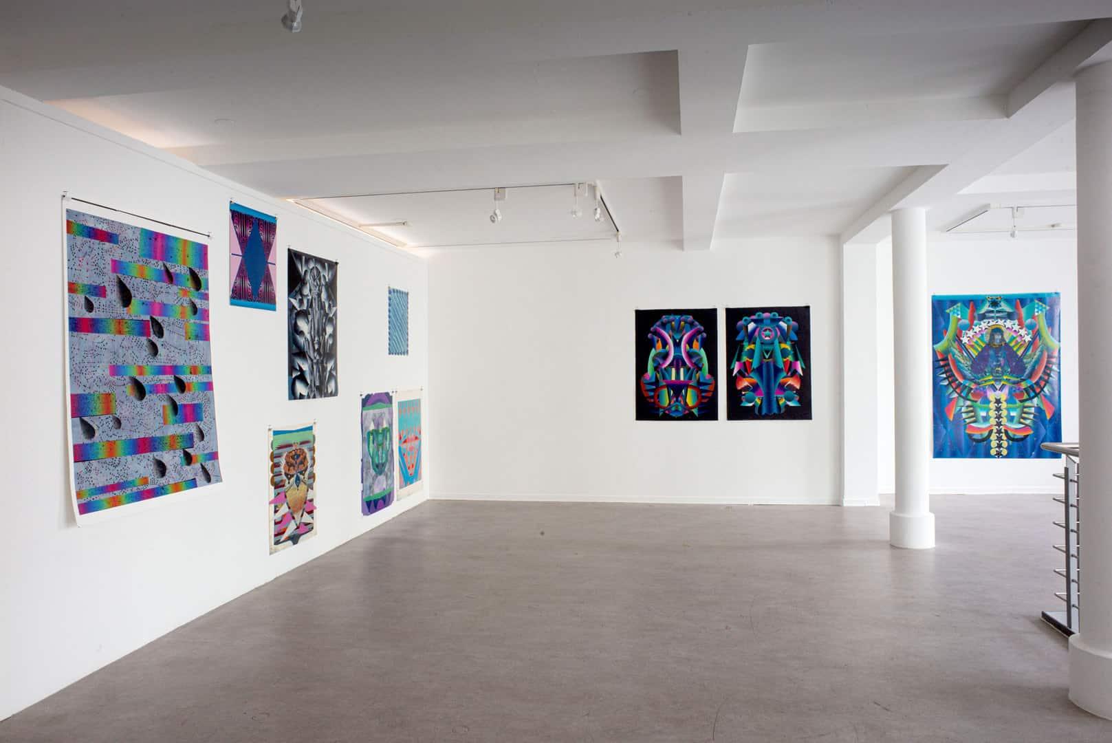 """""""AURORA"""" Ausstellung in der Galerie Junge Kunst in Wolfsburg"""